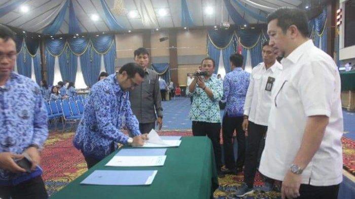 Wawali Manado Mor Bastiaan Minta Perangkat Daerah Tingkatkan Realisasi Anggaran