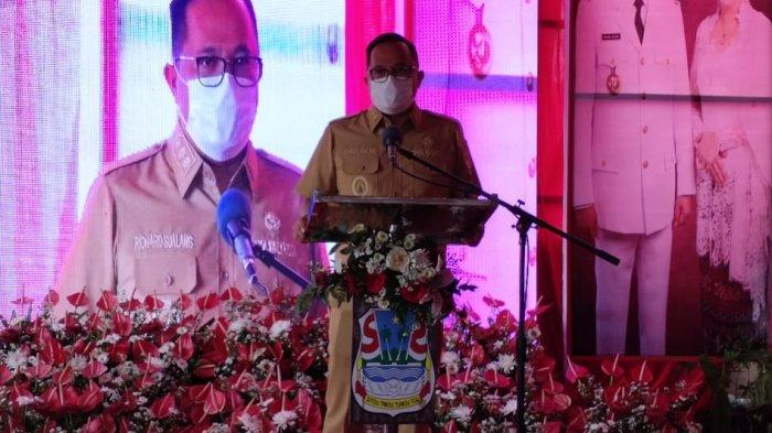 Gaji Kepala Lingkungan di Manado Lebih Tinggi dari PNS, Ini Ultimatum Wawali Richard Sualang
