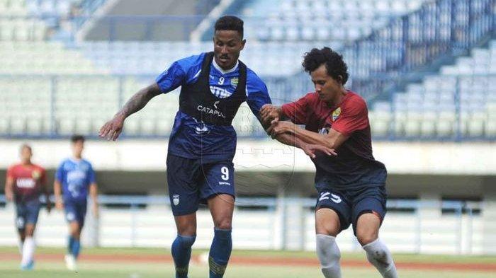 Wender Luiz Pemain Persib Bandung