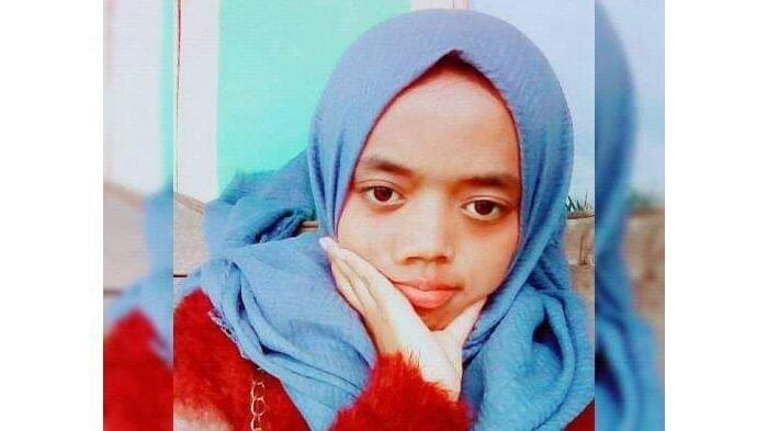 Weni Tania, yang mayatnya ditemukan di Kampung Muncang Lega, Desa Tegal Panjang, Kecamatan Sucinaraja Kabupaten Garut, Jumat (5/2/2021) pagi.
