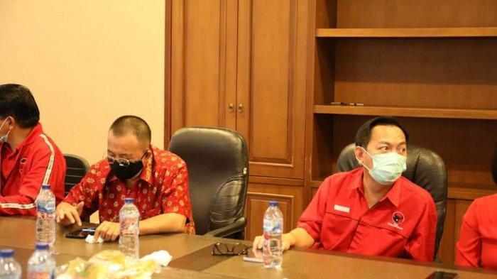 Wenny Lumentut Diusung PDIP, Koalisi PDIP-Gerindra Siap Menangkan Pilkada Tomohon