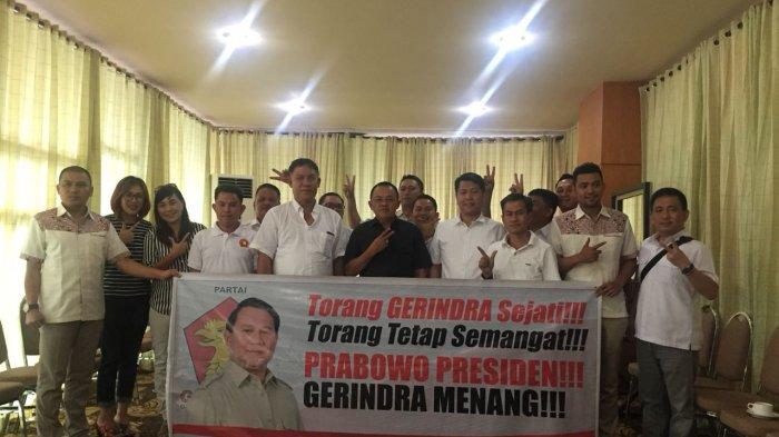 Rapat Perdana Pasca Ditinggal VAP, Wenny Lumentut: Gerindra Sulut Tetap Solid!