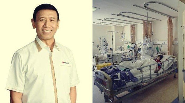 Ingat Wiranto? Mantan Panglima TNI Diminta Tangani Krisis Pandemi dan PPKM Indonesia: Sudah Teruji
