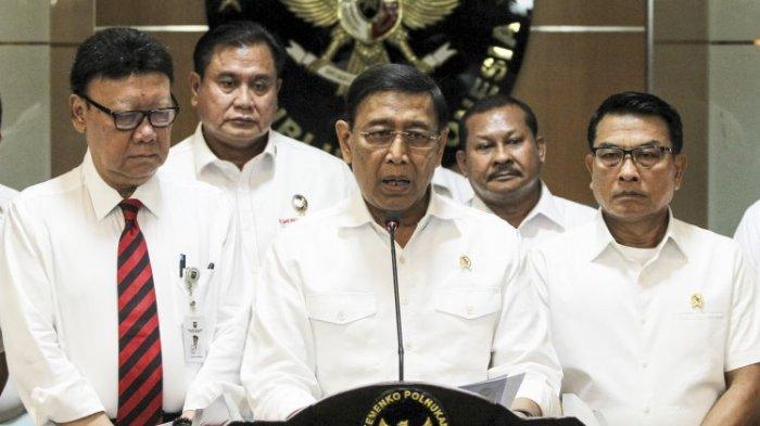 Cerminan Orde Baru, Permintaan Komnas HAM untuk Bubarkan Tim Asisten Hukum Pemilu, Ini Alasannya