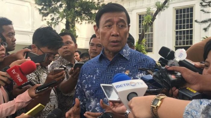 Menko Polhukam Wiranto: Rizieq Shihab Enggak Jadi Pulang
