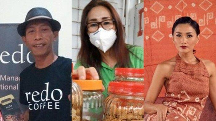 Sulut Utus 3 Pelaku Ekonomi Kreatif ke Wisatapreneur 2021
