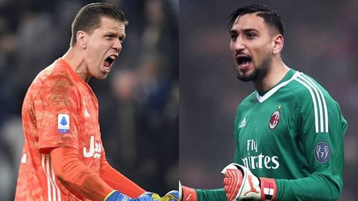 Wojciech Szczesny Belum Bicara dengan Juventus, Gianluigi Donnarumma Gabung Bianconeri?