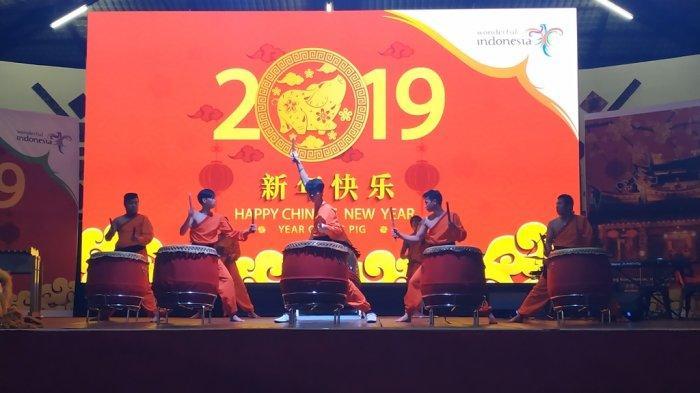 Manado Tuan Rumah Wonderful Indonesia Perayaan Imlek 2019