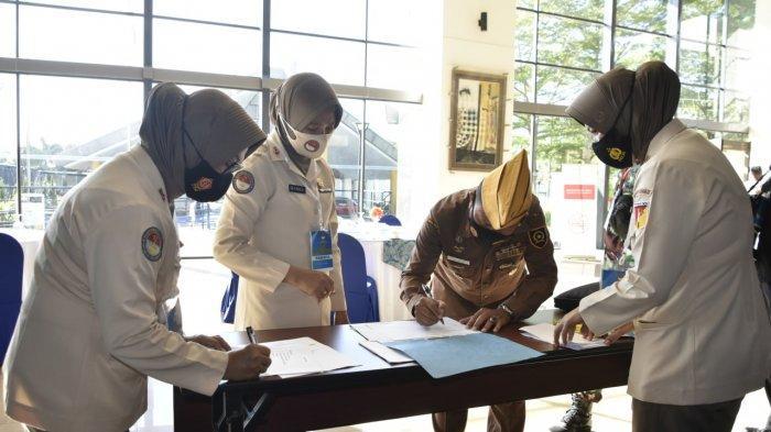 Peduli Akan Kondisi Purnawirawan, Kodam Merdeka Beri Bantuan Kepada Veteran di Sulut