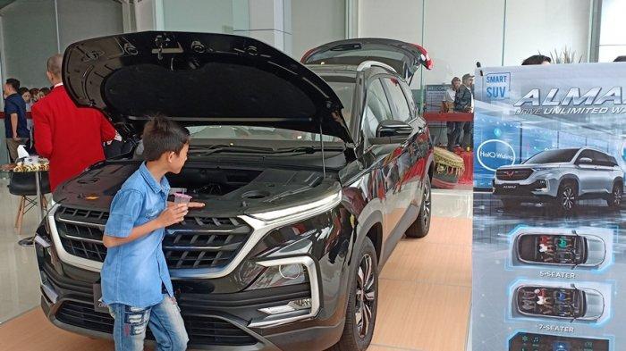 Wuling Almaz, Satu-satunya Mobil dengan Voice Command Bahasa Indonesia