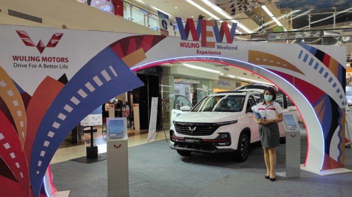 Wuling Kumala menggelar WulingExperience Weekend – Smart Driving Experience di Manado Town Square (Mantos), 24-25 April 2021.