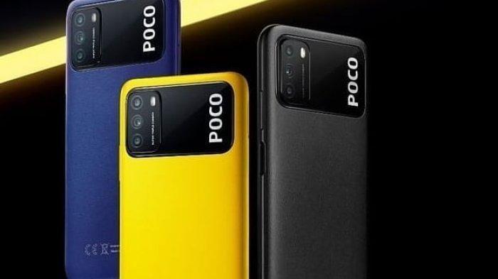 Miliki Banyak Fitur Menarik dan Kapasitas Baterai 6000 mAh, Ini Spesifikasi dan Harga Xiaomi Poco M3