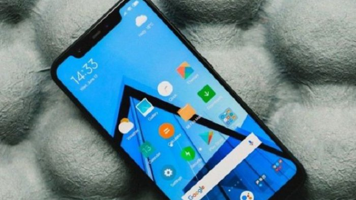 Inikah Tampang dan Spesifikasi Ponsel Xiaomi Pocophone?