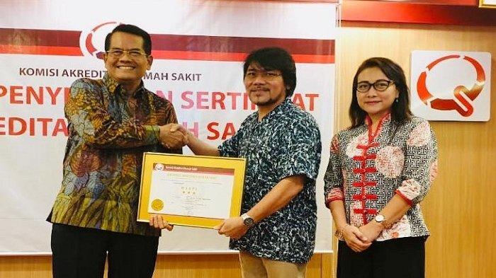 Program Kesehatan OD-SK  Kembali Raih Sukses, UPTD RSJ Prof.Dr.V.L.Ratumbuysang Terakreditasi Madya