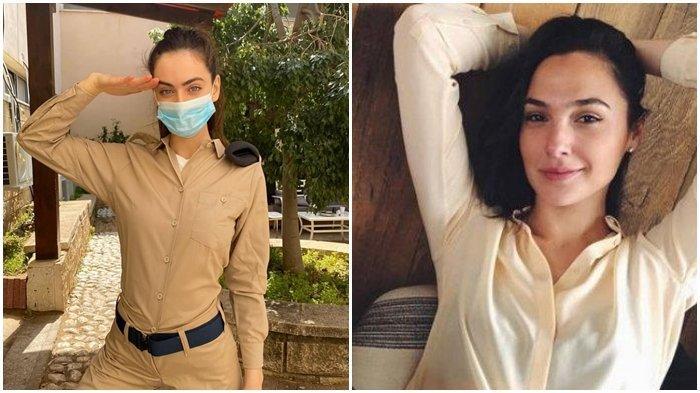 Sosok Yael Shelbia, Perempuan Tercantik 2020 yang Kalahkan Gal Gadot, Anggota Angkatan Udara Israel