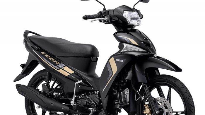 Yamaha Vega Force Warna Baru Meluncur, Tampil Makin Modern
