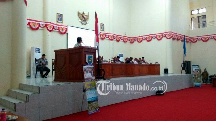 Rekomendasi DPRD Bolmong Bisa Mentah