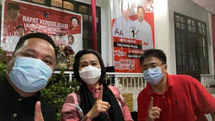 Yasti Soepredjo Dukung AA-RS, Gelar Konsolidasi Pemenangan Pilkada Manado