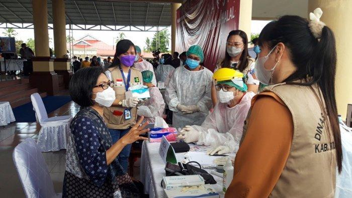 Batal Divaksin, Vaksinasi Covid-19 Bupati Bolmong Akan Dijadwalkan Kembali, Yasti Siap Divaksin