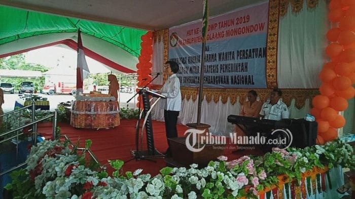 Ini Harapan Bupati Bolmong Yasti Soepredjo Mokoagow pada Tahun Baru 2020