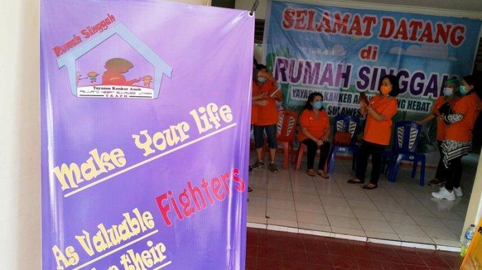 Bantu Anak-Anak Penderita Kanker, Yayasan Kanker Anak Pejuang Hebat Bangun Rumah Singgah