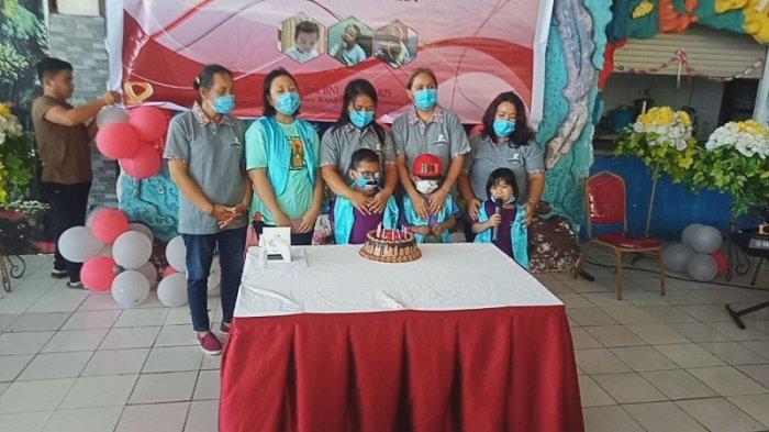 Suara Queen Hibur Hadirin, Yayasan Kanker Anak Pejuang Hebat Sulut Dilantik