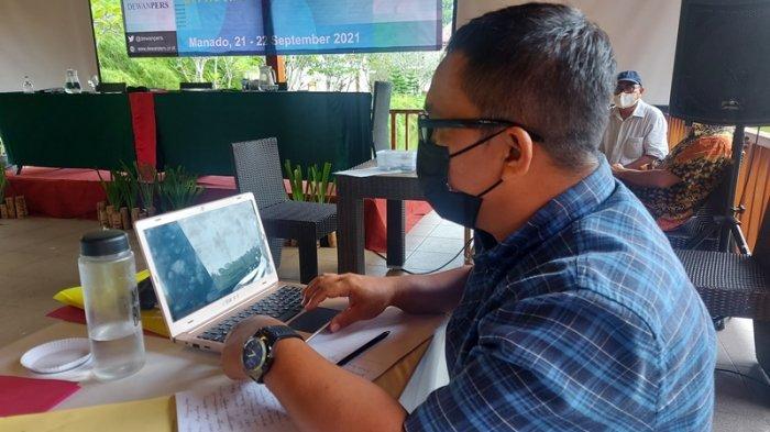 Cerita Yens Watung, Berawal Menekuni Pekerjaan Swasta Kini Jadi Wartawan Media Online