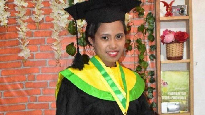 Kisah Yesti Rambu, Pilih Merantau Jadi ART di Surabaya hingga Raih Sarjana dan Jadi Manajer Restoran
