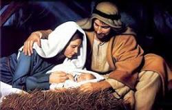 Ilustrasi Kelahiran Yesus Kristus