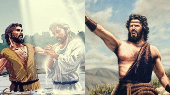 Yohanes Utusan Allah yang Membaptis Yesus Kristus, Lahir dari Perempuan Dulunya Mandul