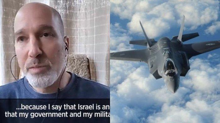 Sosok Yonatan Shapira, Mantan Pilot AU Israel, Dipecat Lantaran Tolak Perintah Serang Palestina