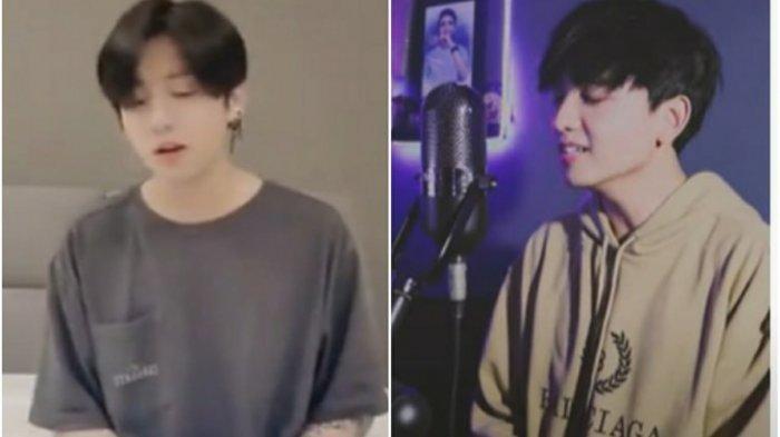 Dosorot Media Korea Selatan, YouTuber Tanah Air Nyanyi Lagu Jungkook BTS, Banjir Pujian Warganet