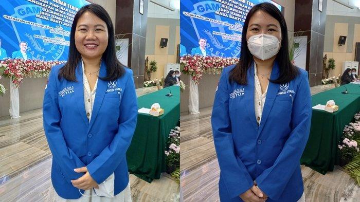 Ketua GAMKI Sulut Yowanda Yonggara Ajak Pengurus Perhatikan Protokol Kesehatan