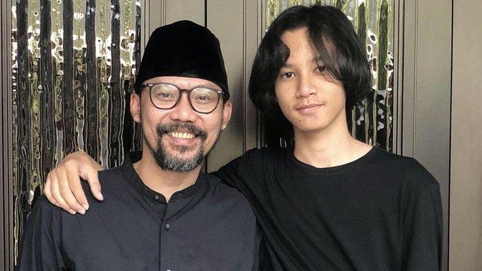 Potret Rizky Langit Ramadhan dan Yoyo Padi Jadi Sorotan, Paras Tampan Anak Rossa Tuai Pujian