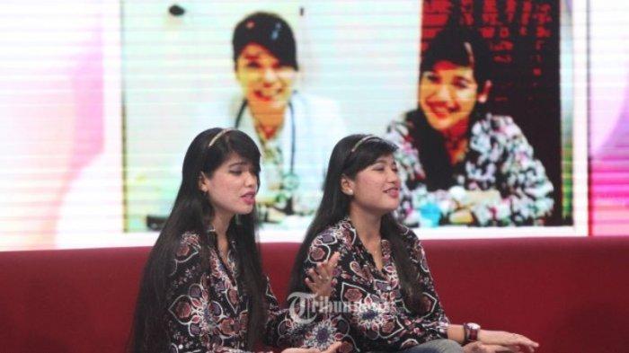 Potret Bayi Kembar Siam Dempet Kepala Yuliana dan Yuliani, Kini Jadi Doktor dan Dokter Cantik