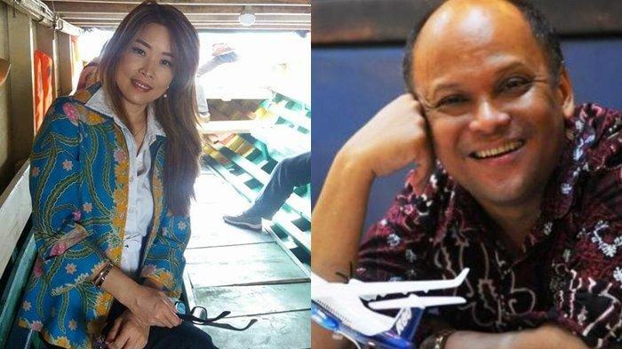 Dikabarkan Jadi Istri Ilham Akbar Habibie, Yulisa Baramuli Tetap Bersahaja, Posting Foto BJ Habibie