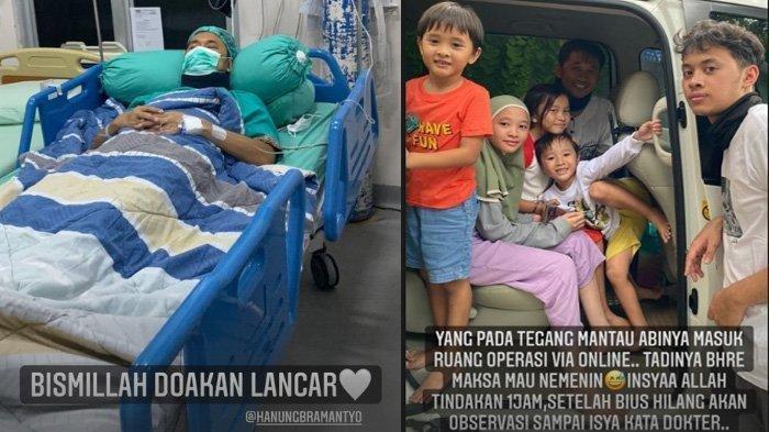 Zaskia Adya Mecca Minta Doa Hanung Bramantyo Jalani Operasi Imbas Saraf Kejepit
