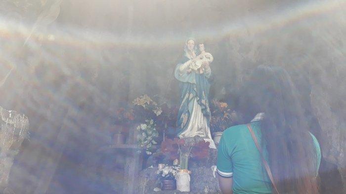 Umat Paroki Watutumou Ziarah ke Woloan, Ini Kata Pastor John Soal Maria dan Ziarah