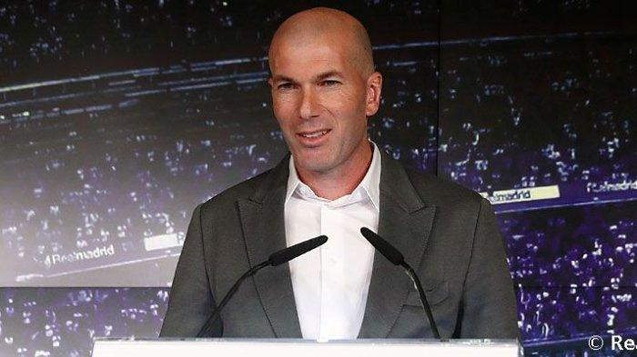 Zinedine Zidane Terancam Dipecat Usai Hasil Minor Klubnya