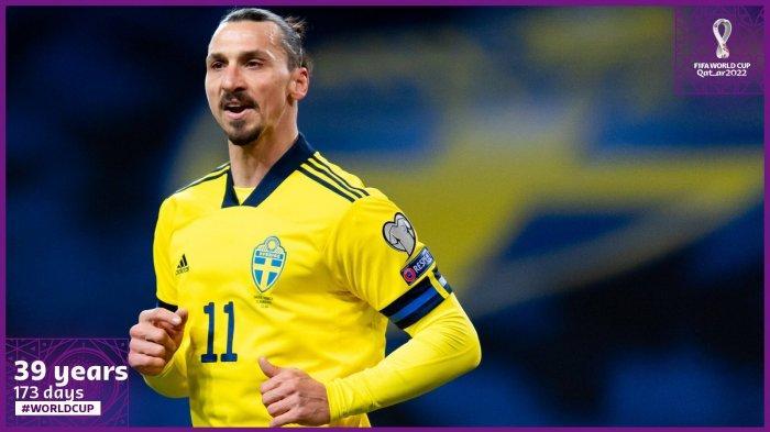 Assist Zlatan Ibrahimovic Antar Swedia di Puncak Klasemen Kualifikasi Piala Dunia