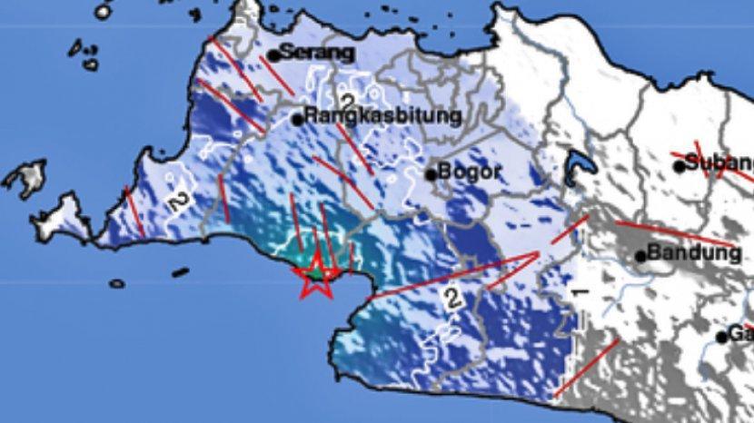 Gempa Bumi Pukul 06 50 Wib Kamis 22 Oktober 2020 Terjadi Di Dekat Bayah Data Terkini Bmkg Tribun Manado