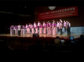 Vox Angelica Choir Raih Platinum dalam Ajang Paduan Suara Internasional di Cina