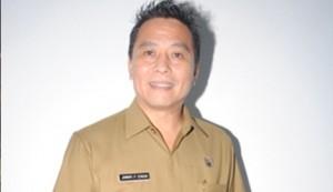Gubernur Melantik Eman Jadi Wali Kota Tomohon