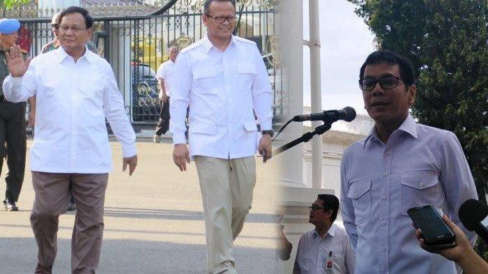 Dipanggil ke Istana Negara, Ini Pengakuan Para Calon Menteri, Wishnutama Hingga Prabowo