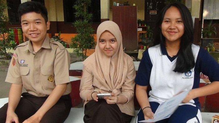 Cerita Lengkap 3 Siswa SMA dari Palangkaraya yang Berhasil Jadi Juara Dunia Menemukan Obat Kanker
