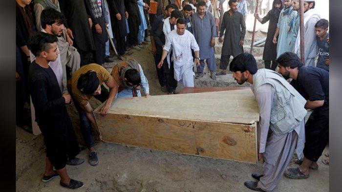5 Fakta Pesta Pernikahan di Afghanistan Diserang Bom Bunuh Diri, Ledakan Terjadi di Area Pria!