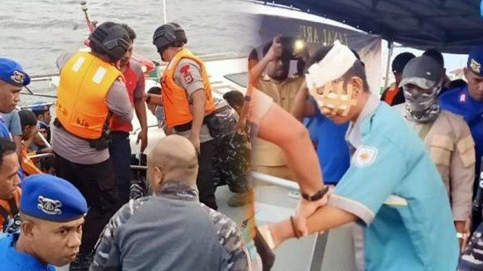 20 ABK Korban Pembantaian KM Mina Sejati Belum Ditemukan, Pencarian Kemungkinan Akan Dihentikan