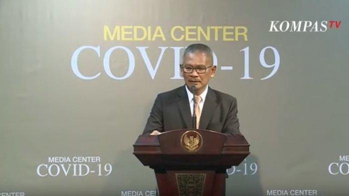 Pernyataan Jubir pemerintah khusus penanangan virus corona, Achmad Yurianto Soal 19 orang positif corona di Indonesia.