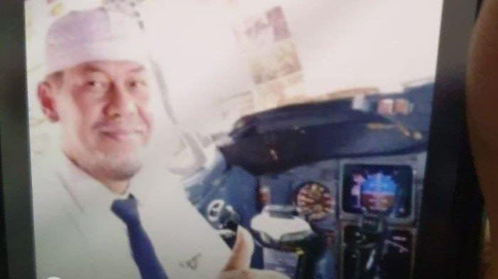 Nasihat Terakhir Pilot Afwan 'Dititipkan' ke Keponakan, Ingatkan Sholat & Sedekah Jangan Dilupakan