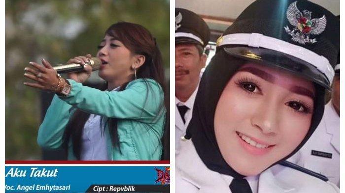 POPULER Sosok Angely Emitasari, Penyanyi Dangdut yang Banting Setir Jadi Kepala Desa, Kini Viral!